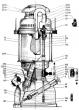 Petromax painemittarin ruuvi, varaosanumero 149-1, kromi
