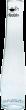 Lasi ALADDIN 65x320 no21 Loxon Chimney