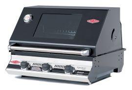 BeefEater Signature 3000E 3-polttimoinen upotettava kaasugrilli