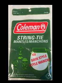 Coleman hehkusukka String-Tie 2 kpl