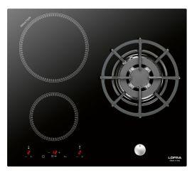 LOFRA Luna 60 kaasu-/induktio keittotaso