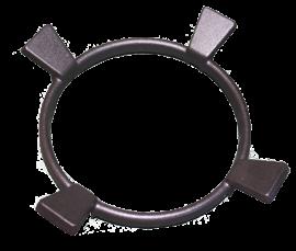 Lofra valurautainen WOK pannun kehys kaasuliesille ja -tasoille