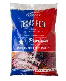 Traeger pelletti 9 kg, Texas