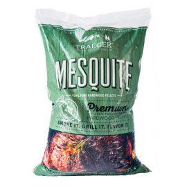 Traeger pelletti 9 kg, Mesquite