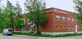 Kaasuvalo Vantaan myymälä